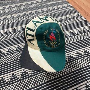 VTG 1996 US Olympics Atlanta SnapBack Hat